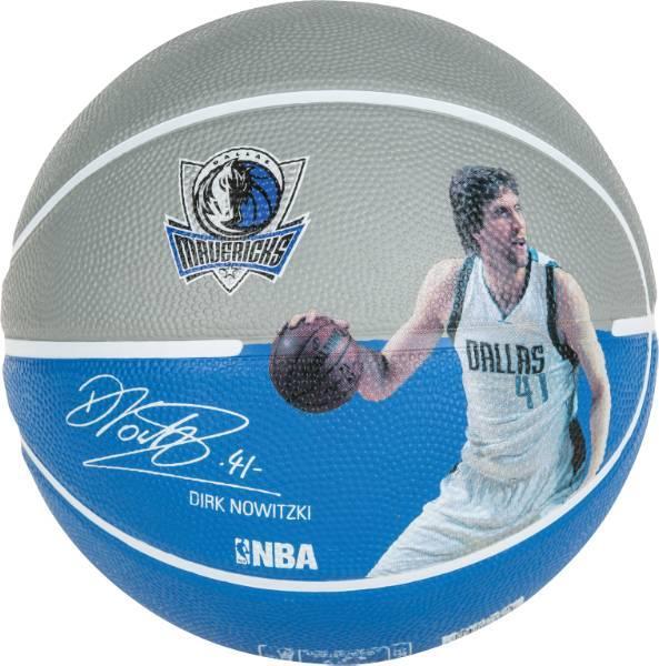 Spalding NBA Player Ball Dirk Nowitzki (Größe 7)